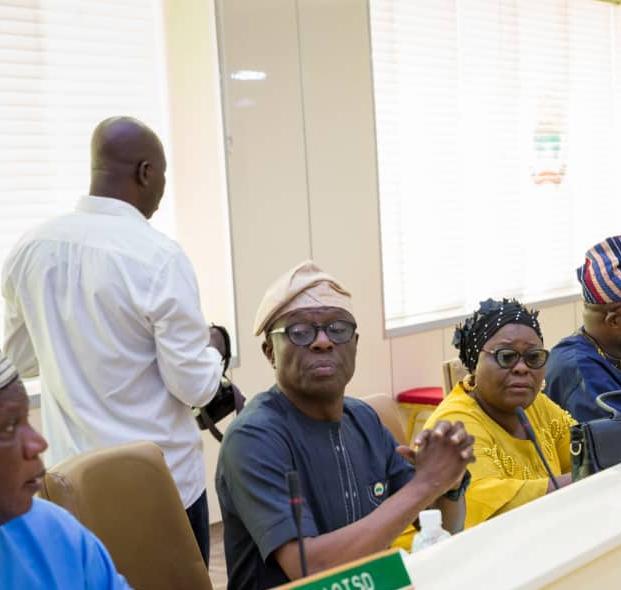 Ekiti peoples welfare Fayemi's priority - Commissioner for Works abiodun borisade